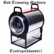 Bud Trimming Machines