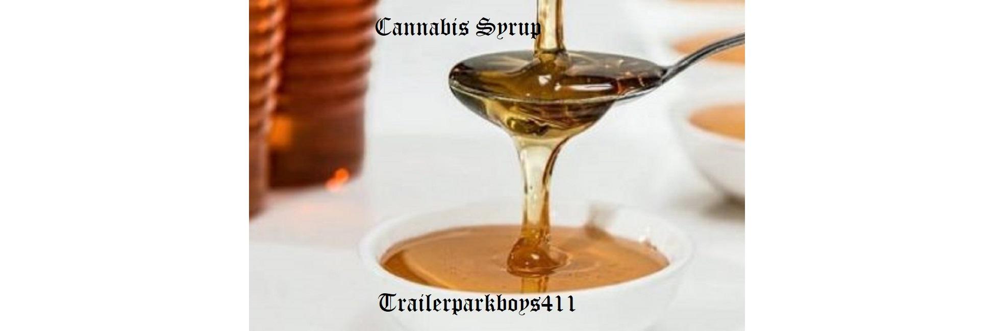 Cannabis Syrup