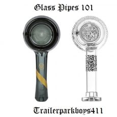 Glass Pipes 101