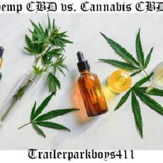Hemp CBD vs. Cannabis CBD