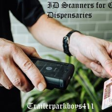 ID Scanners for Cannabis Dispensaries