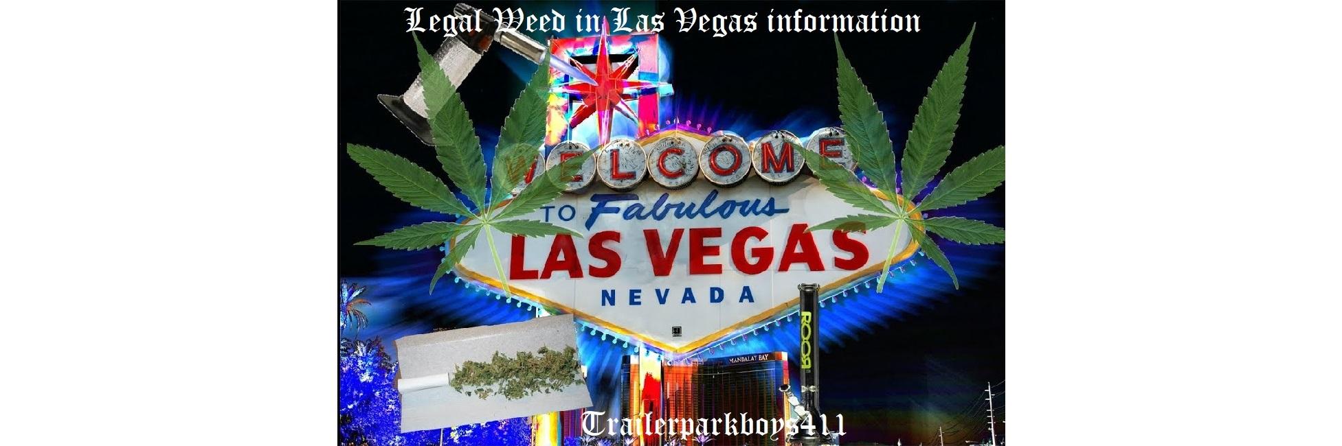 Legal Weed in Las Vegas information