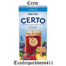 THE CERTO THC DETOX METHOD