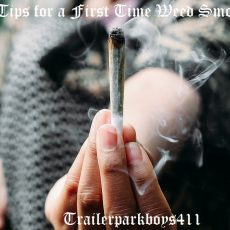 Tips for a First Time Weed Smoker