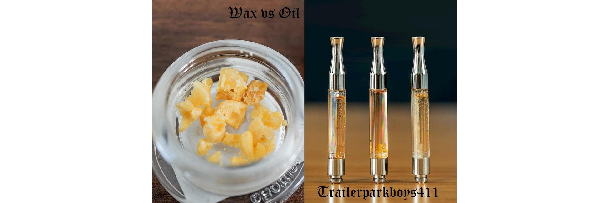 Wax vs Oil