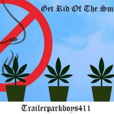 get rid of the smell of marijuana