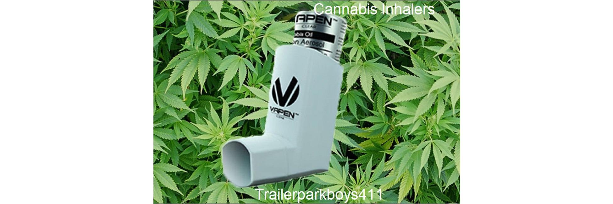 Cannabis Inhalers