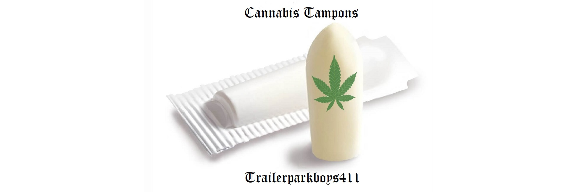 Cannabis Tampons