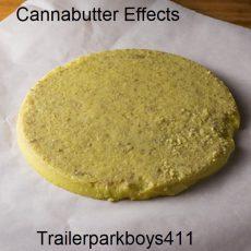 Cannabutter Effects