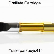 Distillate Cartridge