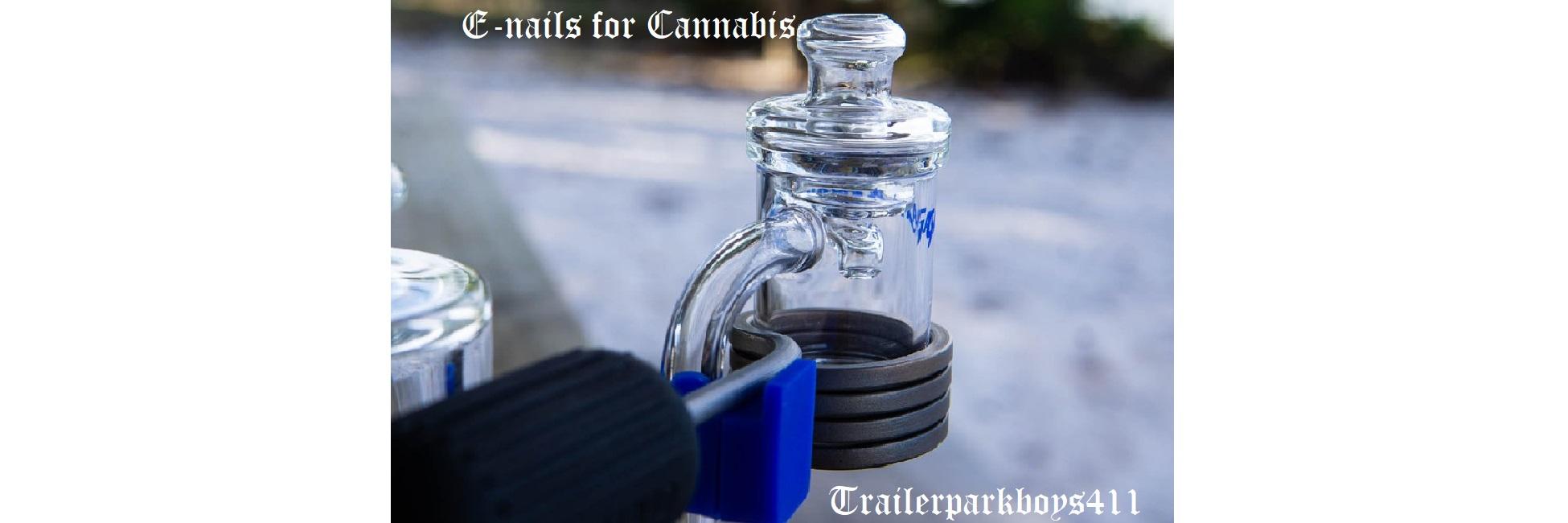 E-nails for Cannabis