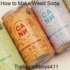 How to Make Weed Soda Recipe