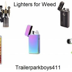 Lighters for Weed