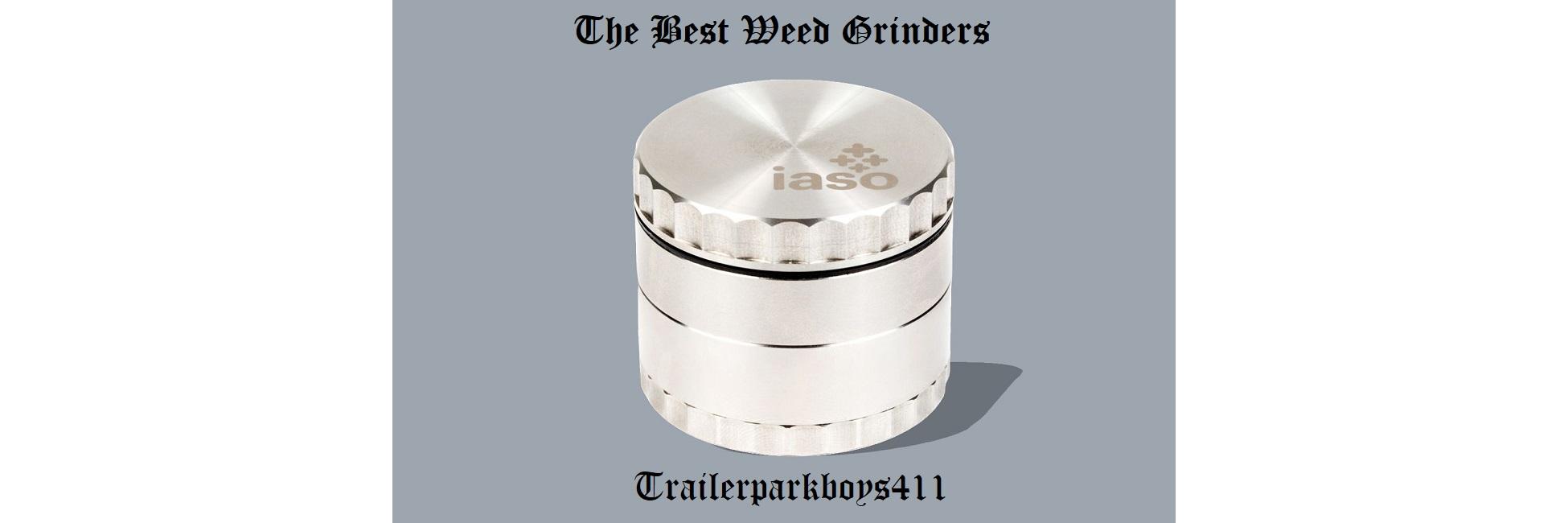 The Best Weed Grinders