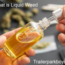 What is Liquid Weed and How to Make it