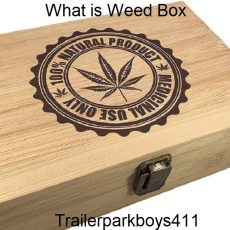 What is Weed Box