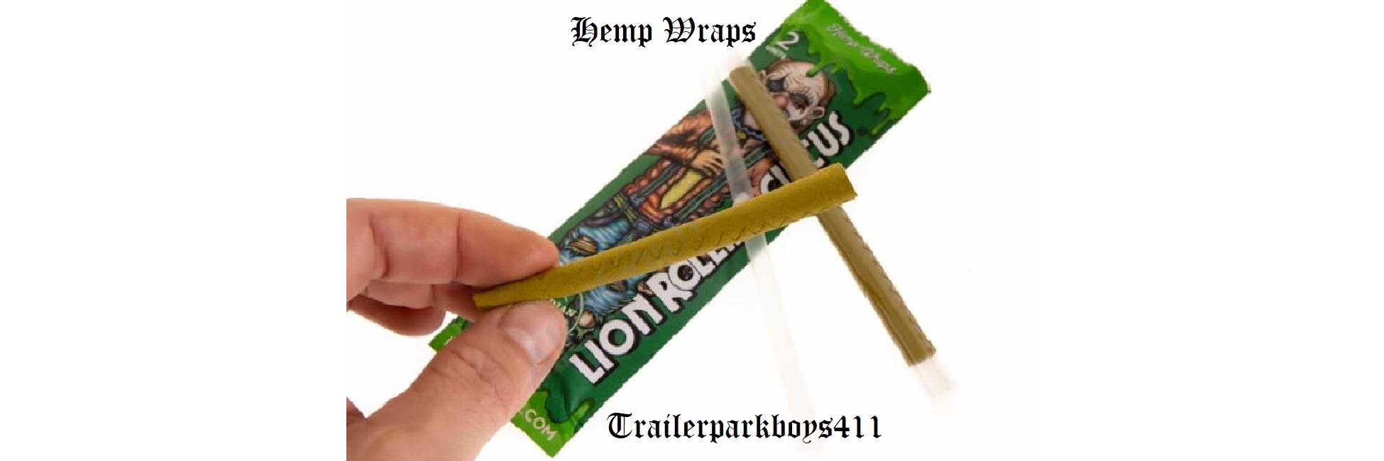 hemp wraps